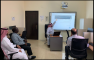 A Training Course on 'Using the E-Learning Portal' at the College of Computing in Al-Qunfudhah