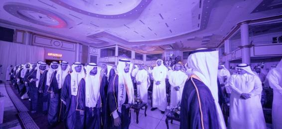 حفل تخريج الدفعة (السابعة والستين) بكليات فرع جامعة أم القرى بالقنفذة