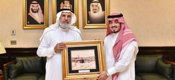 تهنئة للدكتور جابر سعيد الزهراني بمناسبة تعيينه عميداً للكلية