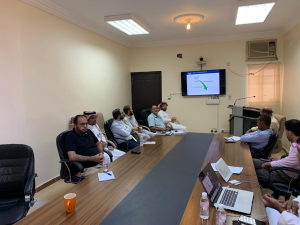 A Course Offered by the Head of the Scientific Research Committee at the College of Computing in Al-Qunfudhah