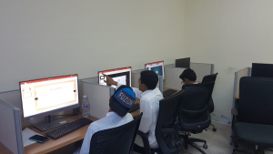 College of Computing in Al-Qunfudhah Organizes a Course for the Trainees from Sumuw Society