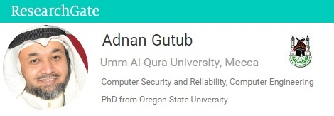 Prof. Adnan Gutub Research Papers