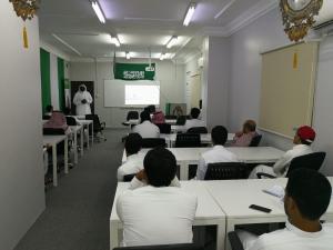 (ديوانية ريادة الأعمال) تطلق دورة أساسيات ريادة الأعمال لطلاب الهندسة والحاسب الآلي