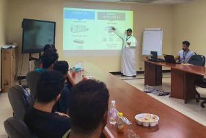 عميد الحاسب: نسعى في بناء قدرات الطالب كي يسهم في خدمة وتنمية المجتمع