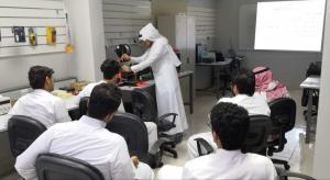 كلية الهندسة بالليث تنظم دورة (صناعة اللوحات الإلكترونية PCB)