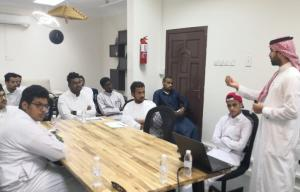 The Colleges of Engineering and Computers in Al-Leith Held a Workshop on the Entrepreneurship Competition