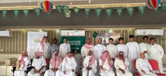 Students of the Department of Chemistry Conduct a Humanitarian Visit to the Social Care Home in Makkah Al-Mukarramah
