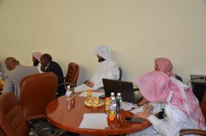 A Course at the College of Judicial Studies and Regulations on SHMS Platform