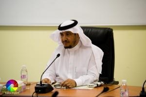 كلية اللغة العربية تستقبل وفداً من الجامعة الوطنية بماليزيا
