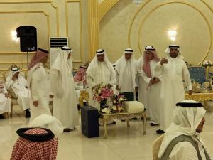 College of Education Holds a Ceremony for Dr. Ali Al-Matrafi