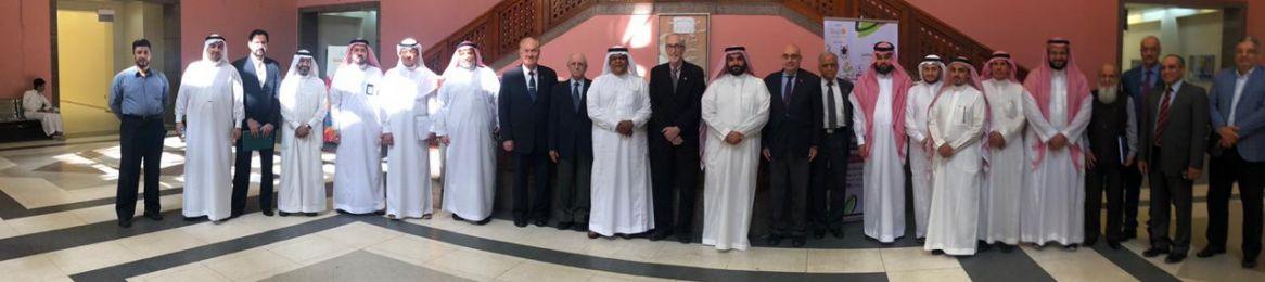 كلية الهندسة والعمارة الإسلامية تحقق الاعتماد الأكاديمي الدولي