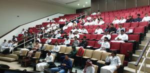 انطلاق أولى برامج المجلس الطلابي بقسم الهندسة الميكانيكية (ملتقى التدريب الصيفي)