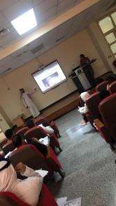 كلية الطب تنهي دورة الاستعداد للامتحان النهائي السريري للزمالة في طب أمراض الباطنة