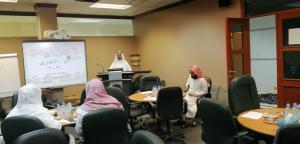 كلية الشريعة والدراسات الإسلامية تنظم ورشة عمل بعنوان: (أم القرى2030)