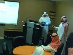 دورة (4x4) بكلية الشريعة والدراسات الإسلامية