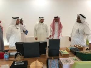 College of Designs & Namaa AlMunawara Discuss Ways of Cooperation with the Participation of Wadi Makkah Co.