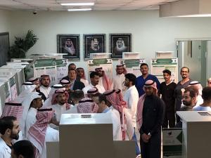 كلية طب الأسنان تقيم (يوم البحث العلمي السنوي الثامن) بمقر مستشفى طب الأسنان