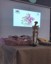 Students of the College of Applied Sciences Present 'Fastaqim' Event at Al-Bushra Secondary School in Mecca