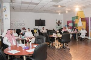 The UQU Deanship of Scientific Research Organizes a Workshop to Set Research Priorities of UQU
