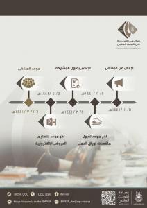 عمادة البحث العلمي تطلق الصفحة الرئيسية لملتقى (تمكين المرأة في البحث العلمي)