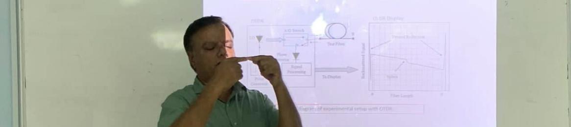 قسم هندسة الإلكترونيات والاتصالات يقيم لقاءً علمياً