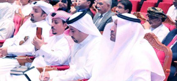 التربية الفنية بالمؤتمر الدولي السادس لكلية التربية بجامعة السلطان قابوس