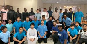 Seven Voluntary Projects Offered by His Excellency Dr. Sultan bin Abdul-Samad Al-Khudari