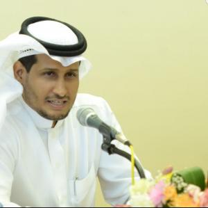تهنئة قسم التربية البدنية لسعادة الدكتور يوسف الثبيتي رئيس القسم لترقيته لدرجة (أستاذ)