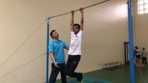 تنفيذ اختبارات قبول الطلاب الراغبين في التحويل إلى قسم التربية البدنية