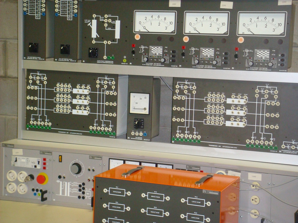 Transmission and Distribution Laboratory