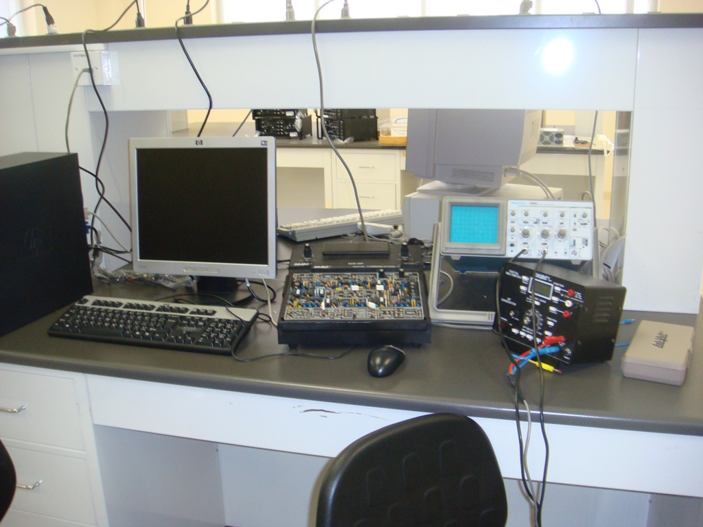 Digital Communication Laboratory