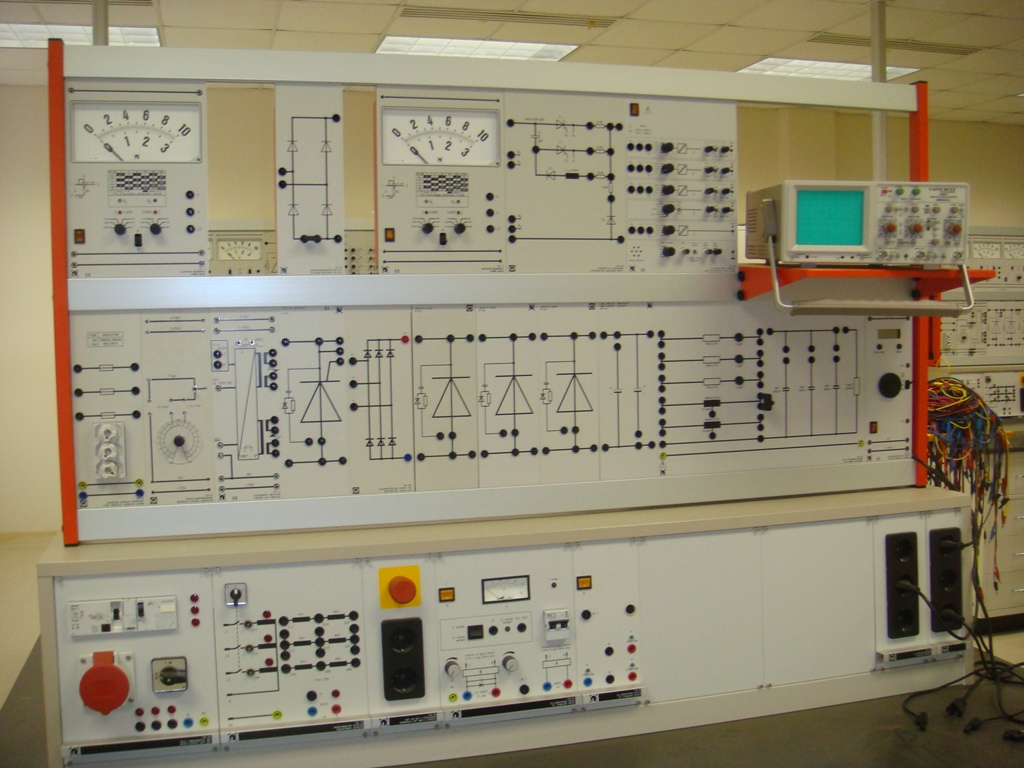 Industrial Electronics Laboratory