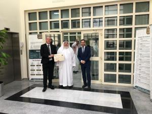اتفاقية التفاهم القائمة بين جامعة أم القرى ممثلة بمركز اللغة الإنجليزية وجامعة أكسفورد