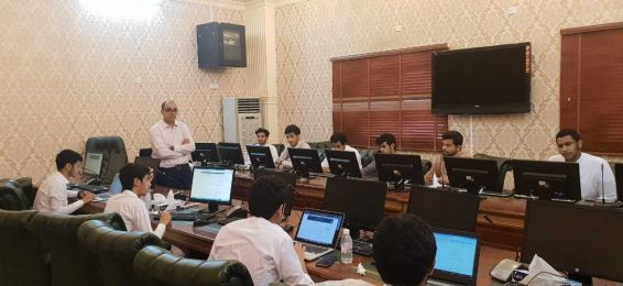 Deanship of E-Learning Organizes a Course on 'The Use of the E-Learning Portal' for Students of Al-Leith University College