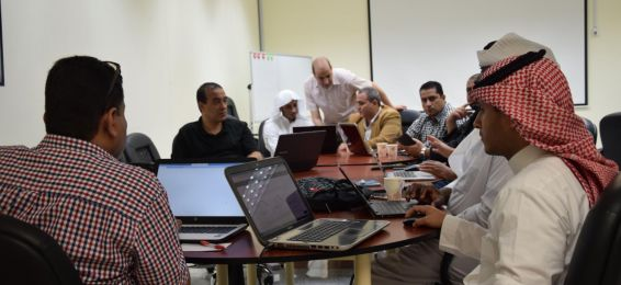 Deanship of E-Learning and Distance Education Organizes a Training Course on SHMS Platform for the Academic Staff