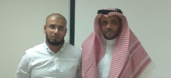 Makkah Community College Conducts an E-Test in Coordination with the Deanship of E-Learning and Distance Education