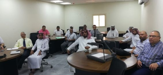 The Deanship of E-Learning and Distance Education in Al-Qunfudhah Holds a Workshop to Explain the Educational Services