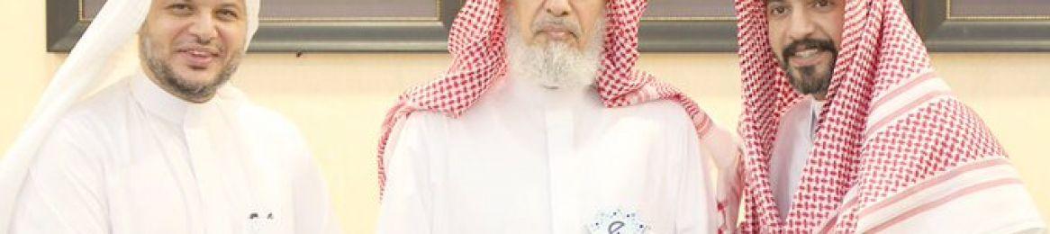 معالي مدير جامعة أم القرى يدشن المكتبة الرقمية المخصصة للتدريب