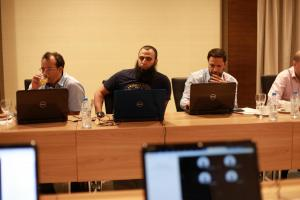E-Learning Deanship Holds a Staff Training Course on the Blackboard System