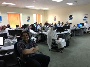 Training Session About E-Exams