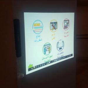 عمادة التعلم الإلكتروني تشارك في ملتقى أعضاء هيئة التدريس