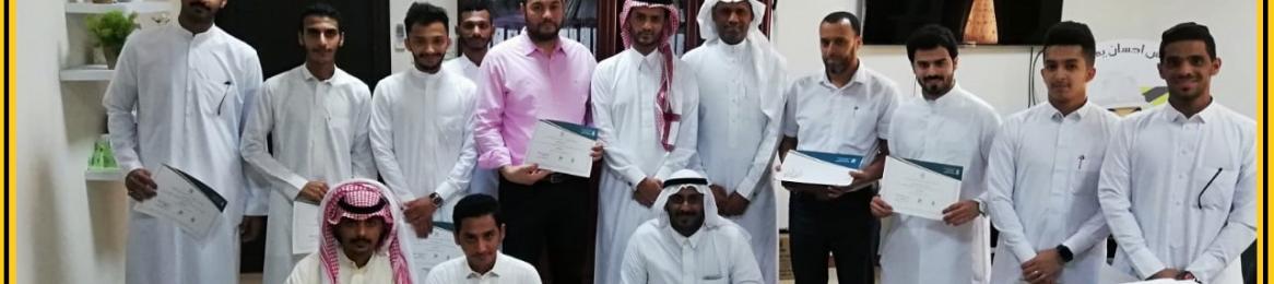 الفائزون بمسابقة مشاريع التخرج بكلية الهندسة بالقنفذة