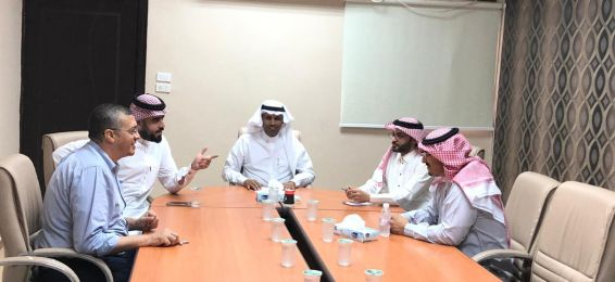 Fourth Meeting of the Council of the College of Engineering in Al-Qunfudhah for the Academic Year (1440/1441 A.H.)