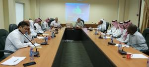 The Department of Geography Organizes a Seminar Entitled: 'Studying and Analyzing the Urban Structure of Makkah'
