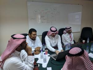 Postgraduate Studies & IT Deanships Hold Unified Admission Portal Workshop