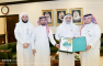 The UQU President Receives Reports on the Results of the Scientific Research Conducted by the College of Applied Sciences