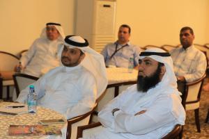 ندوة بعنوان (الاتجاهات الحديثة في إدارة الابتكار وتطبيقها في تجربة ضيوف الرحمن)