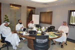 Dean of Consulting Research and Studies Institute Visits Mathaba Office for Sharia Consultations
