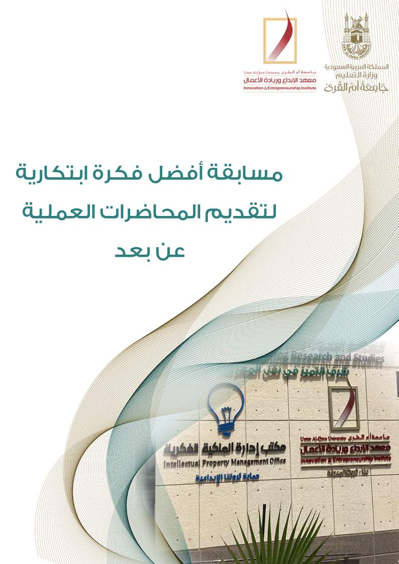 Competition for the Best Innovative Idea to Deliver Distance Practical Lectures
