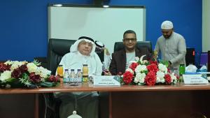 مناقشة رسالة ماجستير عن أثر المفاخرات والمنافرات على المجتمع العربي قبل الإسلام
